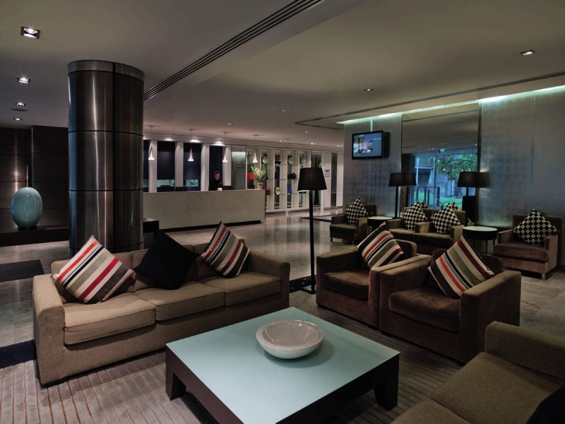Adina Apartment Hotel Sydney Darling Harbour Lounge/Empfang