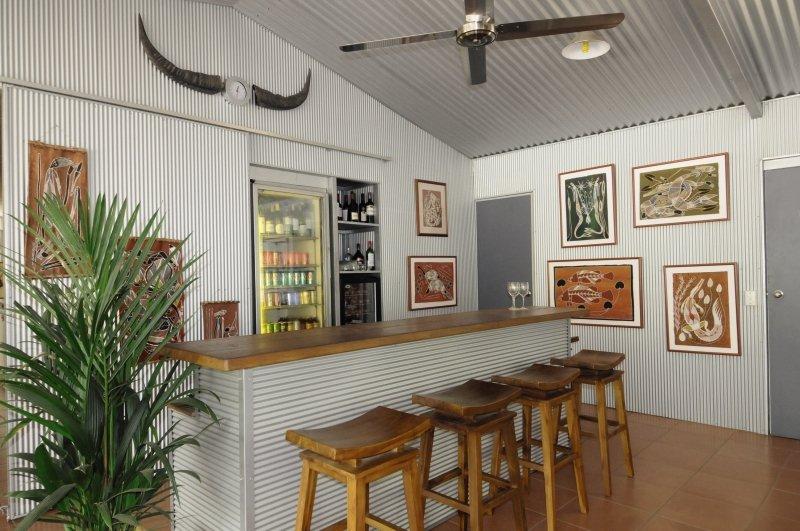 Davidson´s Arnhemland Safaris Bar