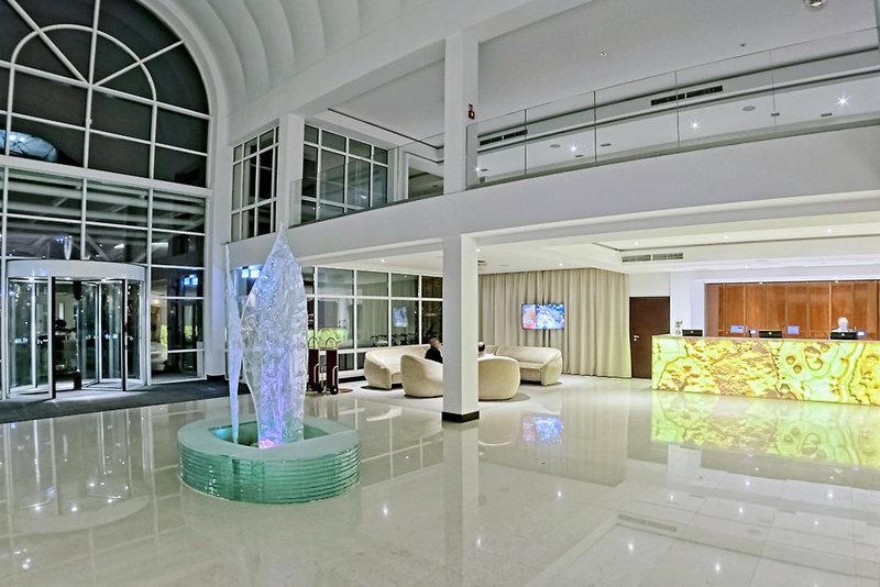 Grand Lubicz Lounge/Empfang