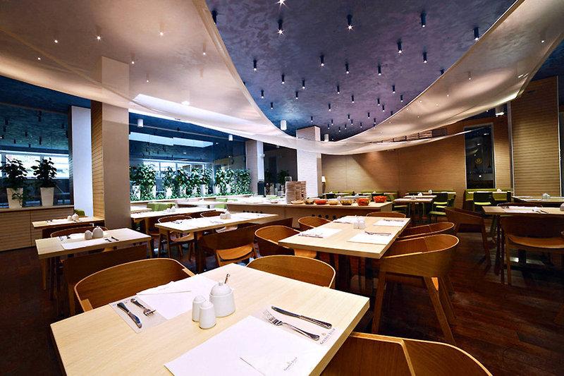 Golden Tulip Miedzyzdroje Residence Restaurant