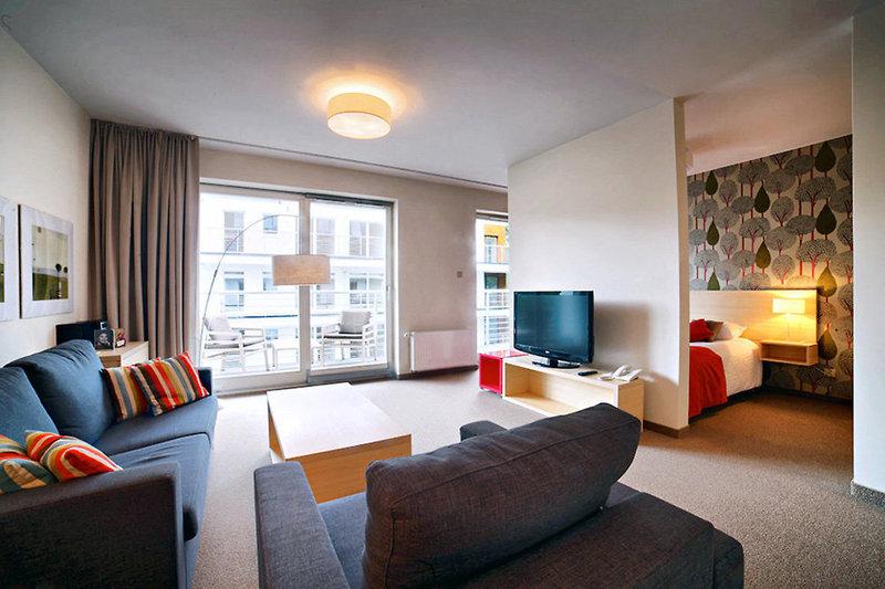 Golden Tulip Miedzyzdroje Residence Wohnbeispiel
