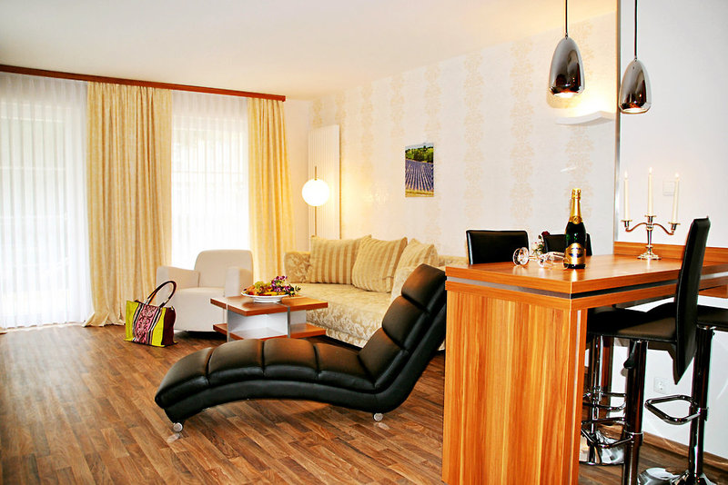 Arkona Strandresidenzen Binz Lounge/Empfang