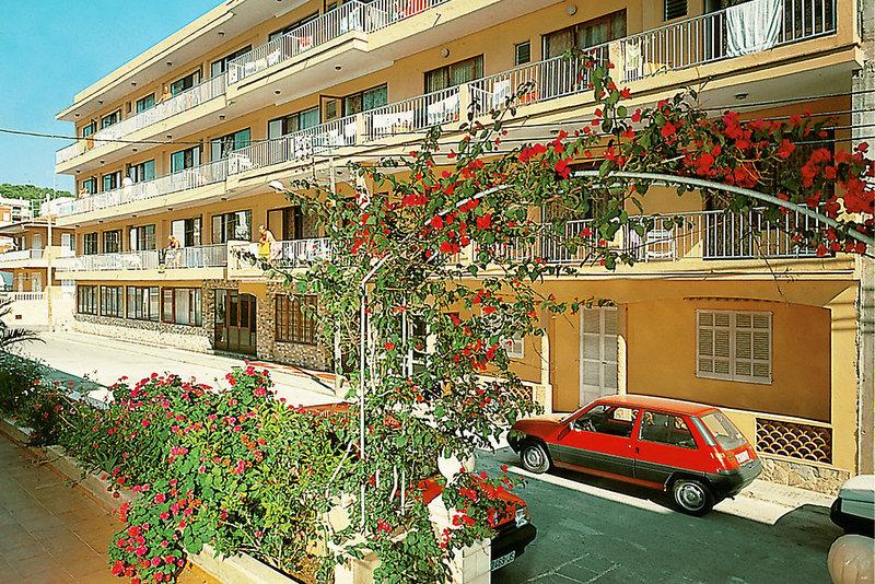 Hotel & Appartements Vista Sol Außenaufnahme