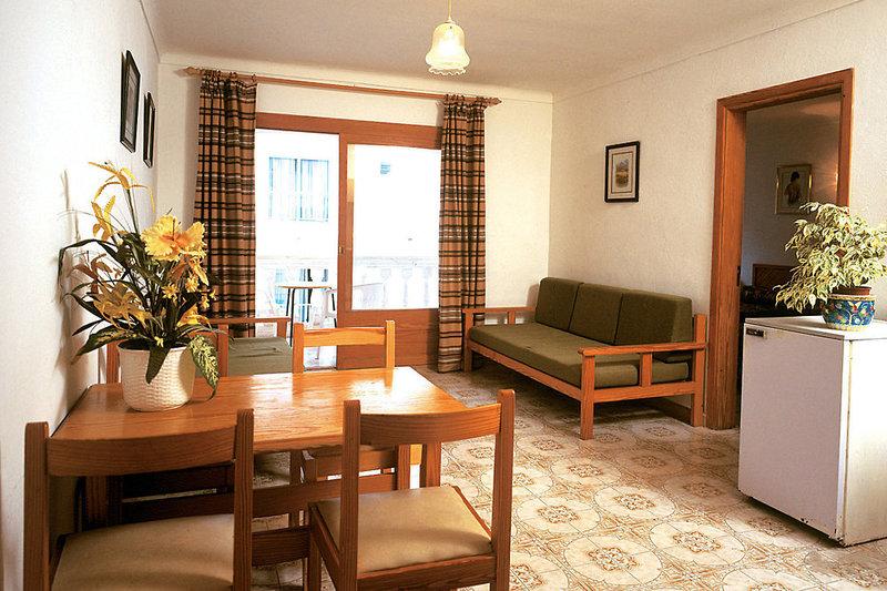 Hotel & Appartements Vista Sol Wohnbeispiel