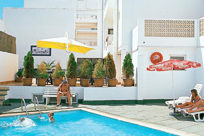 Hotel & Appartements Vista Sol Pool