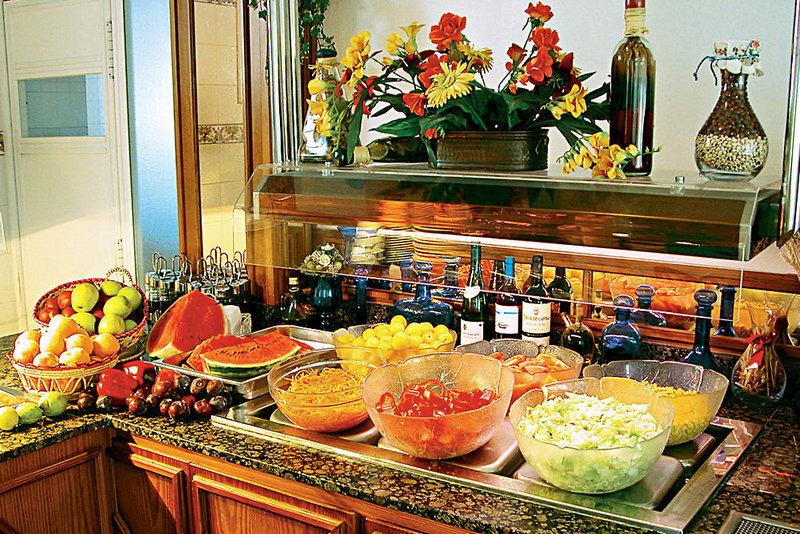 Hotel & Appartements Vista Sol Restaurant