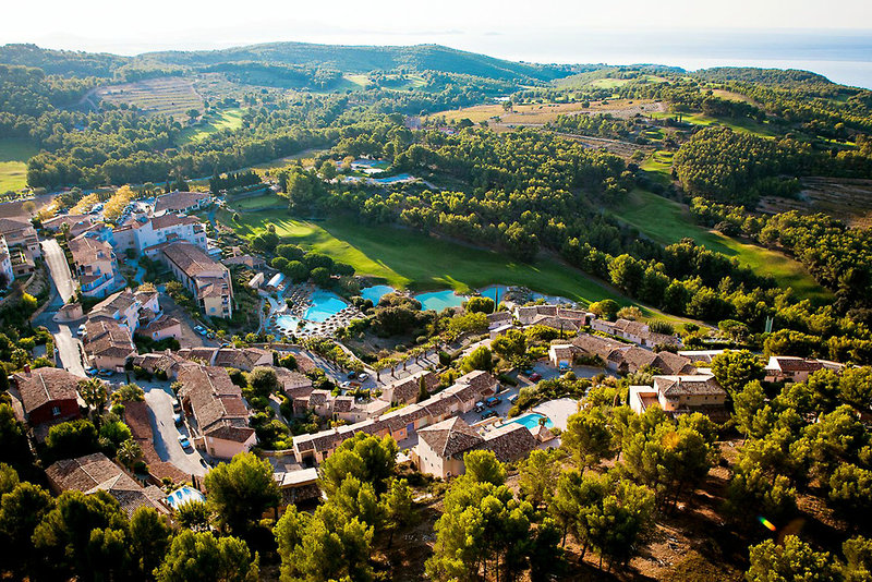 Dolce Fregate Provence Landschaft