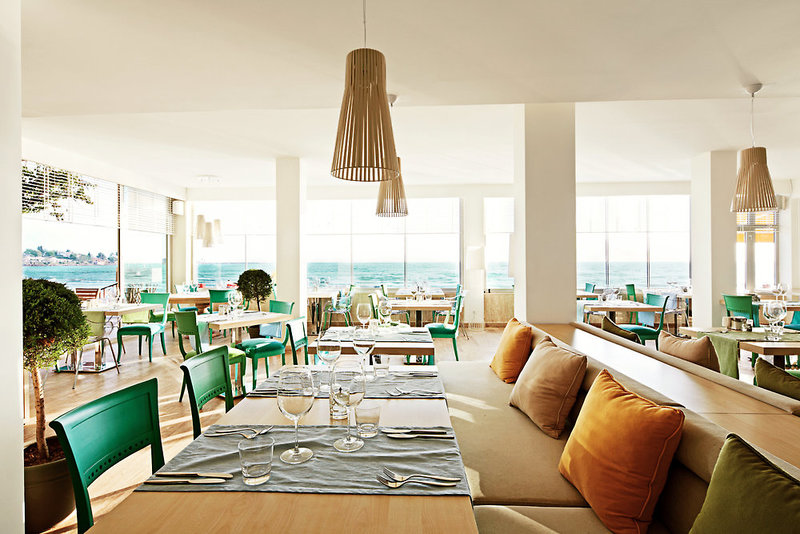 Sunprime Dogan Side Beach Lounge/Empfang