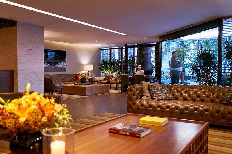 Porto Bay Rio Internacional Lounge/Empfang