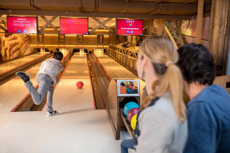 Center Parcs Les Ardennes  Sport und Freizeit