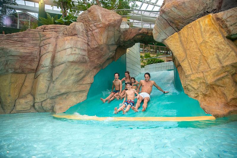 Center Parcs Les Ardennes  Pool