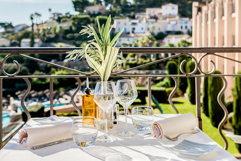 Dolce Fregate Provence Terrasse