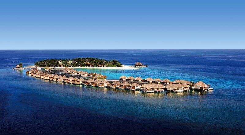 W Retreat & Spa Maldives Außenaufnahme