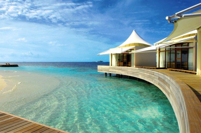 W Retreat & Spa Maldives Wohnbeispiel