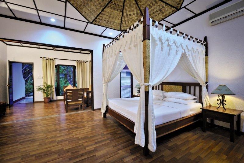 Bandos Maldives Wohnbeispiel
