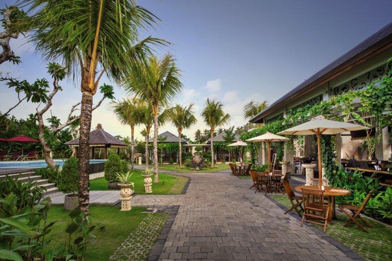 Lumbini Luxury Villas & Spa Garten