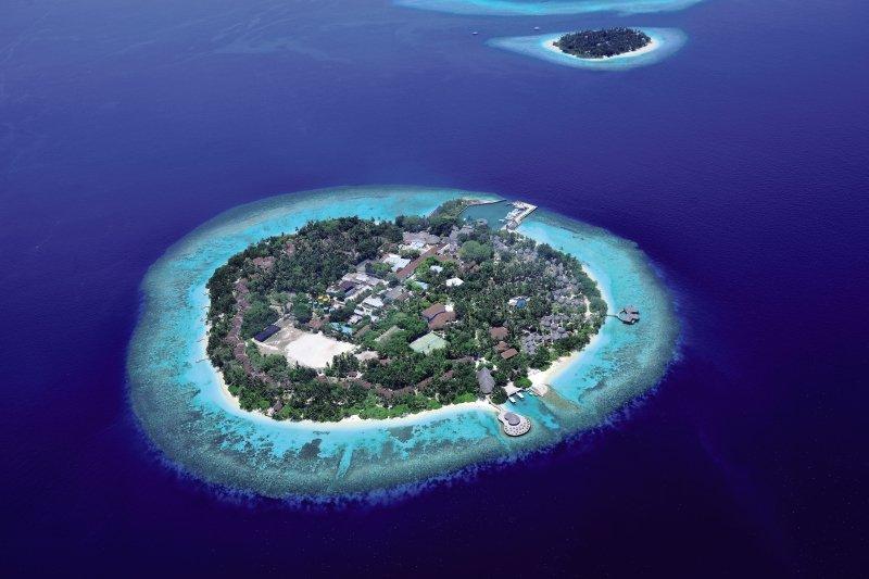 Bandos Maldives Außenaufnahme