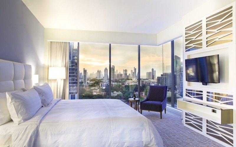 Global Hotel Panama  Wohnbeispiel