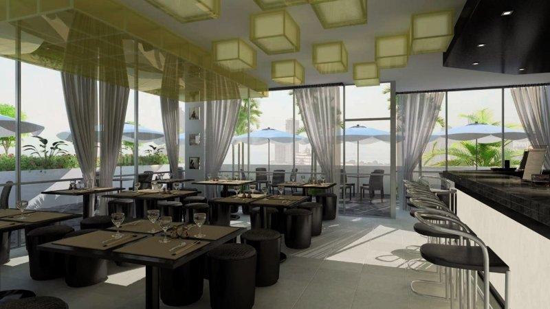 Global Hotel Panama  Bar