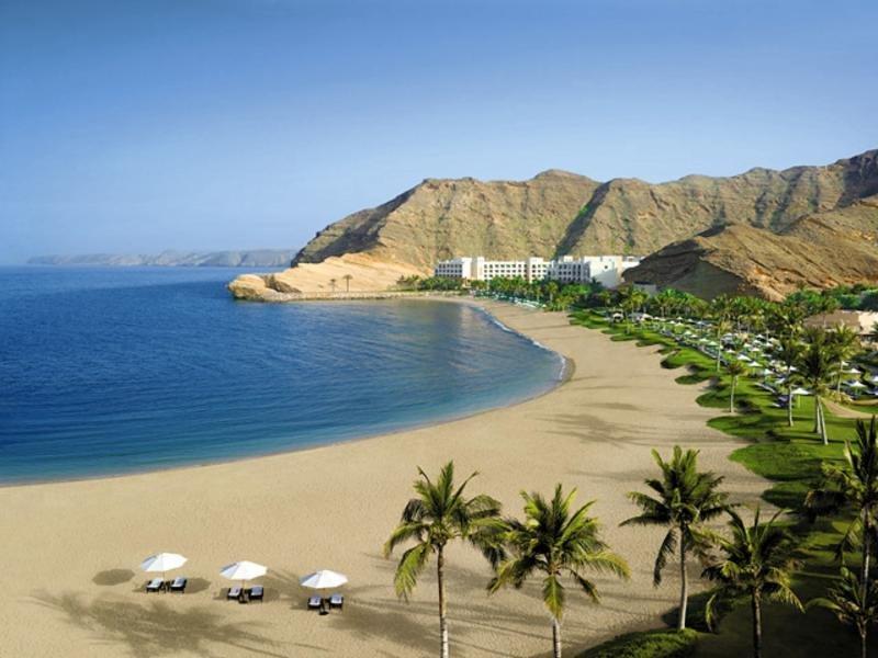 Shangri-La Barr Al Jissah Resort & Spa - Al Bandar Strand