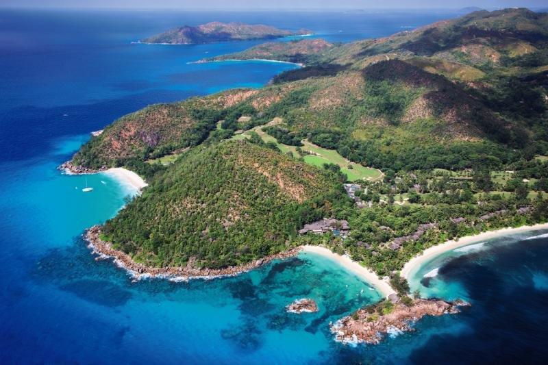Constance Lemuria Praslin, Seychelles Außenaufnahme