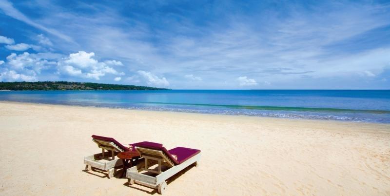 Keraton Jimbaran Resort Strand