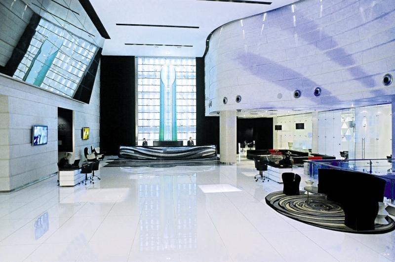 Le Meridien New Delhi Lounge/Empfang
