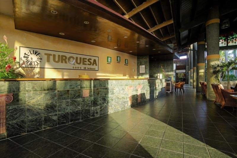 Be Live Experience Turquesa Lounge/Empfang