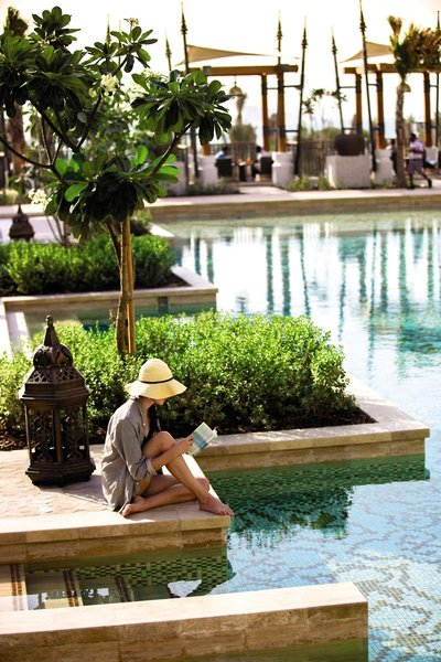 Madinat Jumeirah Resort - Jumeirah Al Naseem Hallenbad
