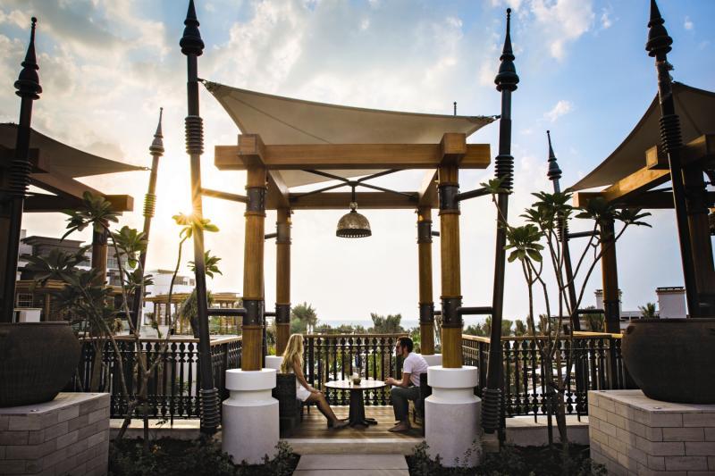 Madinat Jumeirah Resort - Jumeirah Al Naseem Terrasse