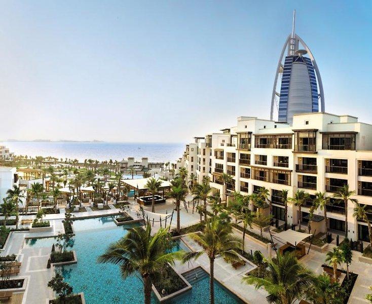 Madinat Jumeirah Resort - Jumeirah Al Naseem Außenaufnahme