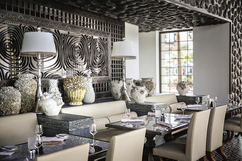 Madinat Jumeirah Resort - Jumeirah Al Naseem Lounge/Empfang