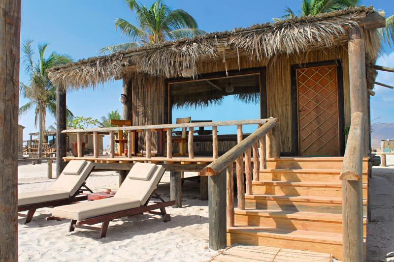 Souly Eco Lodge Strand