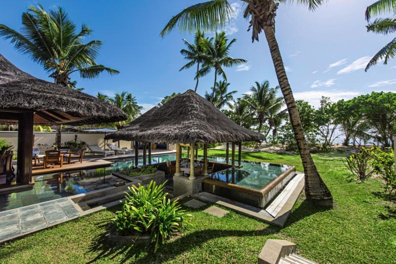 Constance Lemuria Praslin, Seychelles Pool