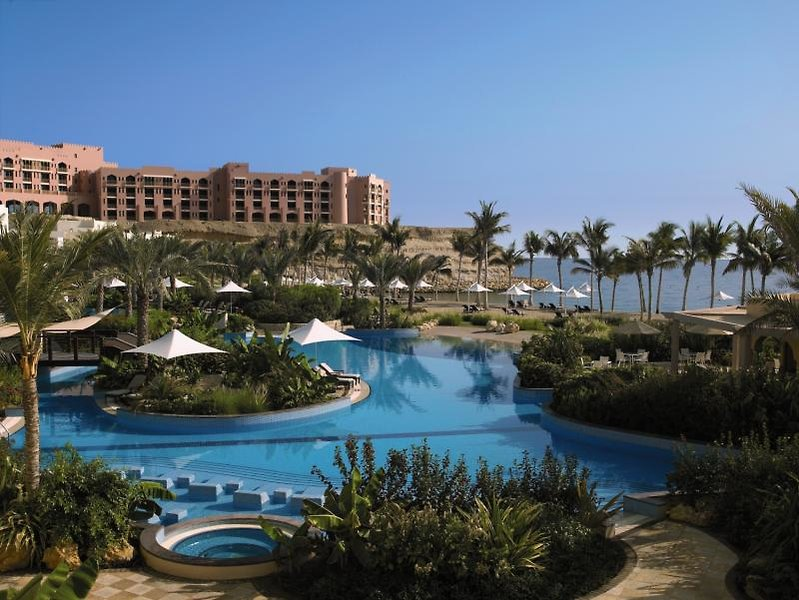 Shangri-La Barr Al Jissah Resort & Spa - Al Bandar Pool