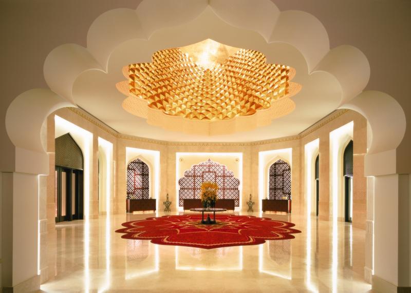 Shangri-La Barr Al Jissah Resort & Spa - Al Bandar Lounge/Empfang