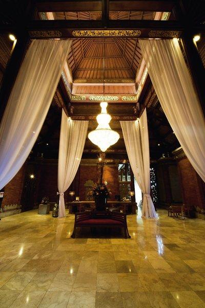 Keraton Jimbaran Resort Lounge/Empfang