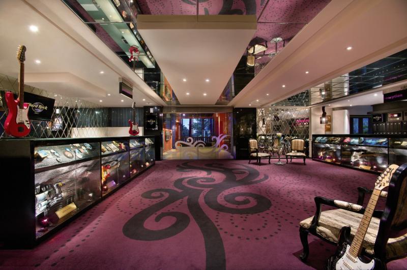 Hard Rock Bali Lounge/Empfang