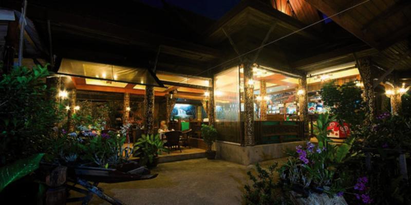 Bill Resort Außenaufnahme