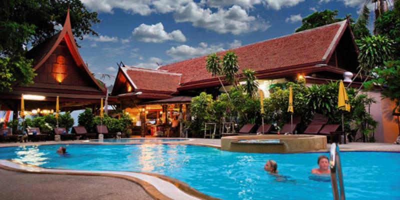 Bill Resort Pool