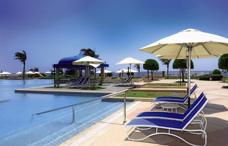 KAIRABA Mirbat Resort  Pool