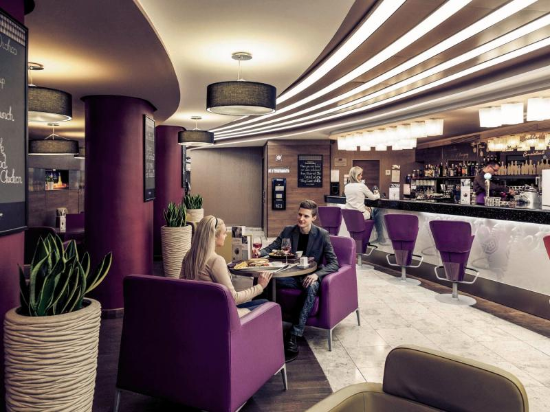 Mercure Budapest City Centre Bar