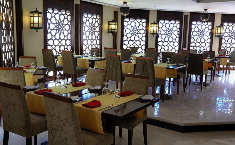 KAIRABA Mirbat Resort  Restaurant