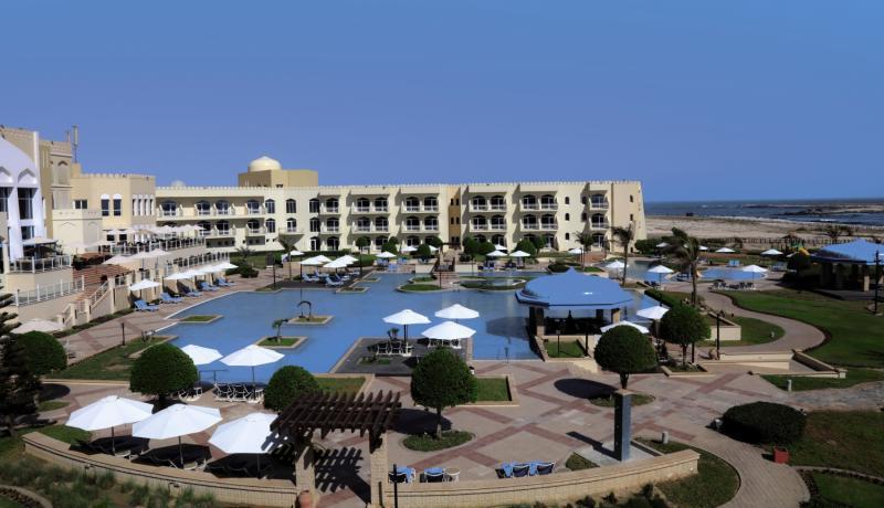 KAIRABA Mirbat Resort  Außenaufnahme
