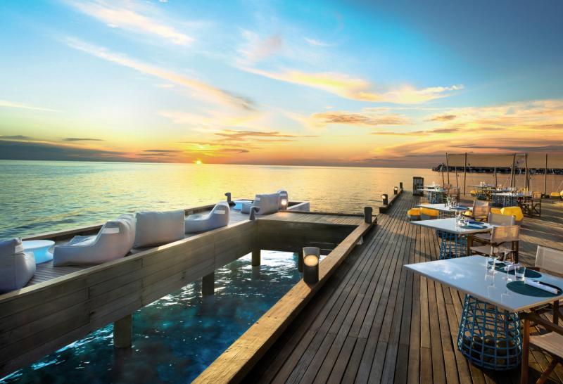 W Retreat & Spa Maldives Strand