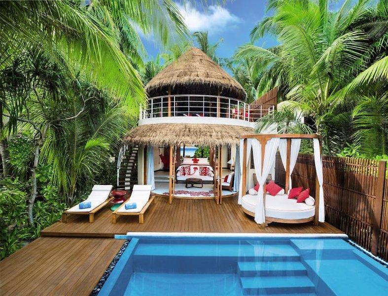W Retreat & Spa Maldives Terrasse