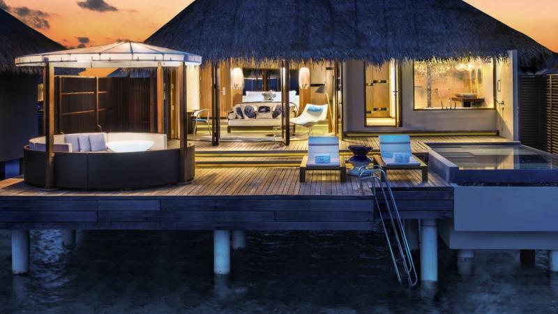 W Retreat & Spa Maldives Lounge/Empfang
