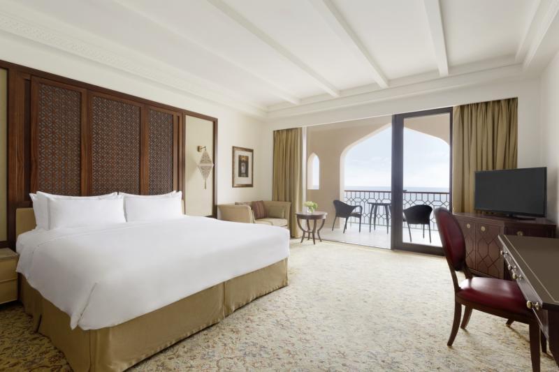 Shangri-La Al Husn Resort & Spa Wohnbeispiel