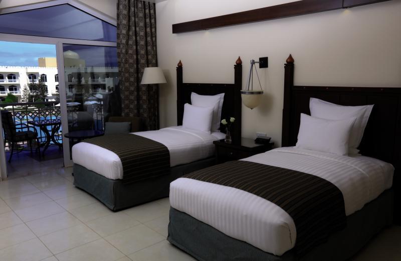 KAIRABA Mirbat Resort  Wohnbeispiel