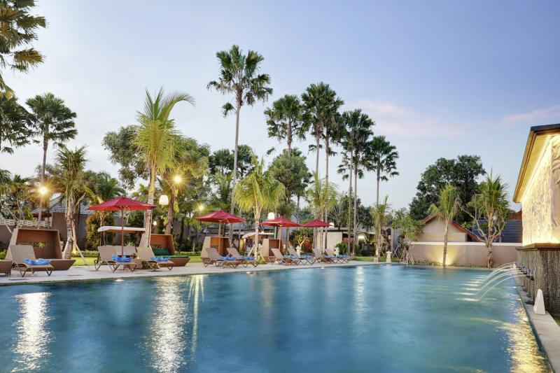 Lumbini Luxury Villas & Spa Pool